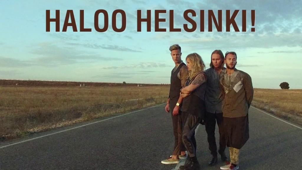 Haloo Helsinki Kärpästen Herra