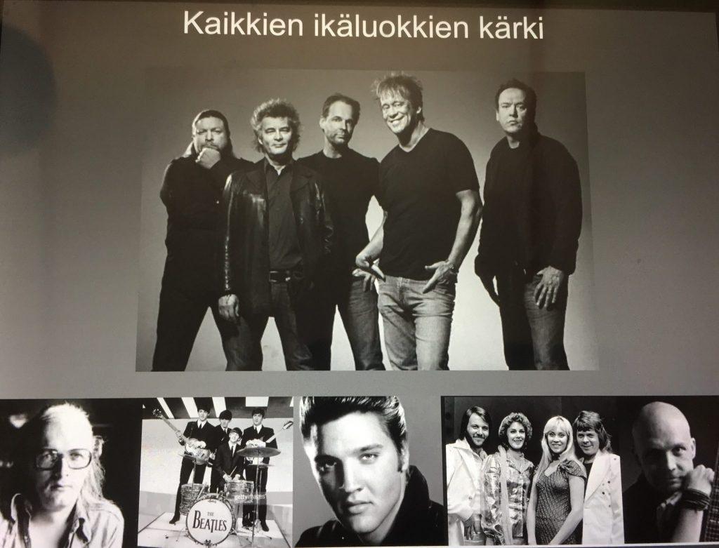 Radio Rock 12 Ikonia Biisit